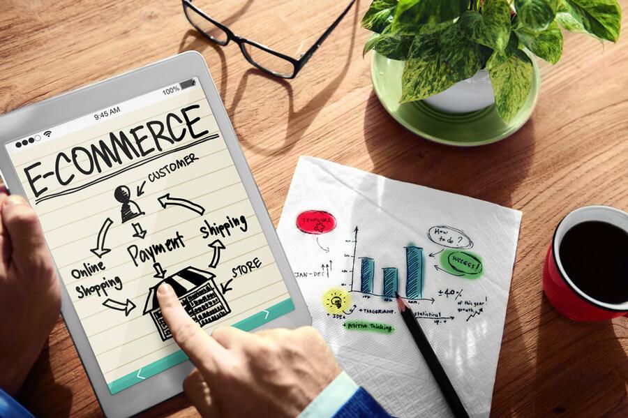 E-Commerce Website Designing